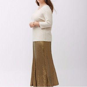 NWOT Lane Bryant Maxi Skirt